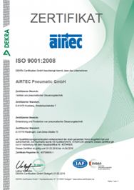 AIRTEC iso9001认证.png