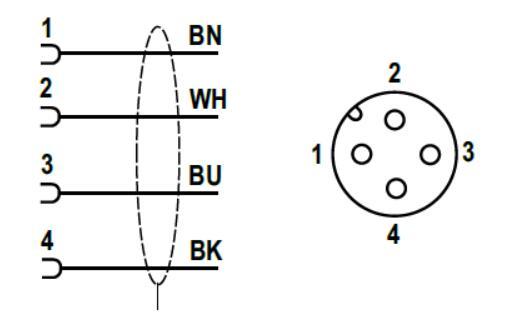 力士乐传感器插头