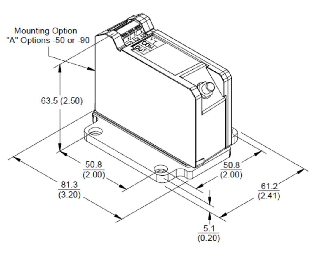 面板安装 3300XL前置器330180-50-00